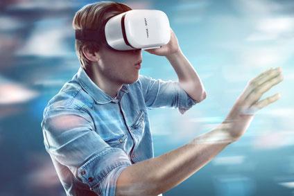 Virtual Reality Brillen für Android