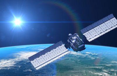 Definition – Internet über Satellit