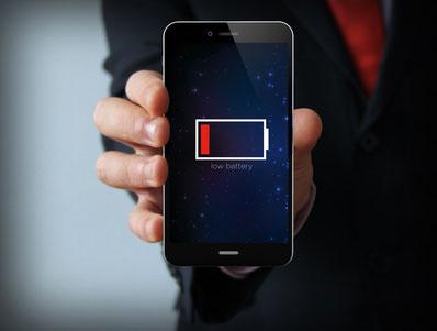 Handys ohne Kabel laden