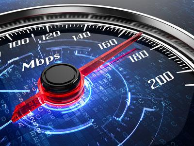 Verbesserung der DSL-Geschwindigkeit