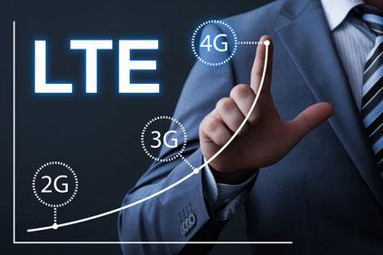 Internet und Telefon per LTE