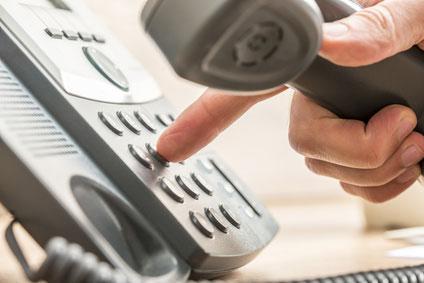 Ratschläge professionelles Telefonieren