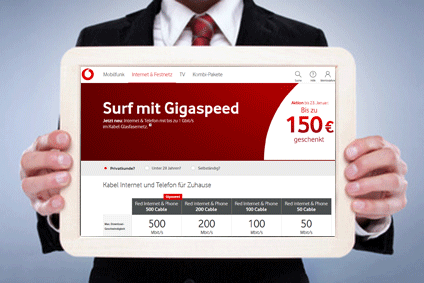 Internet ohne Router Vodafone